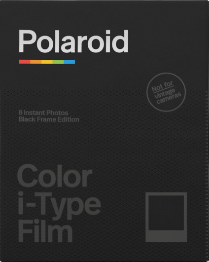Color i‑Type Film ‑ Black Frame Edition