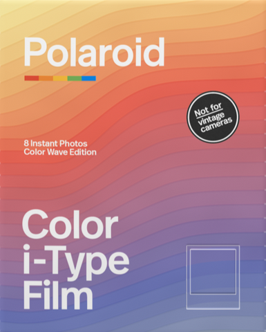 Color i-Type Film Color Wave Edition