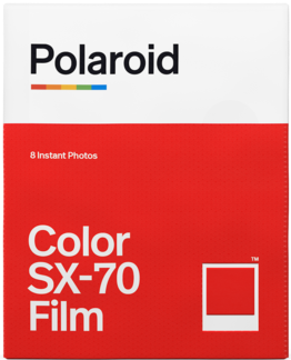 Color SX-70 Film