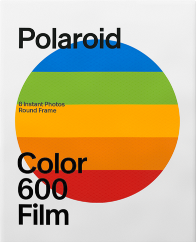Color 600 Film - Round Frame Edition