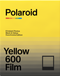 Black & Yellow 600 Film Duochrome Edition