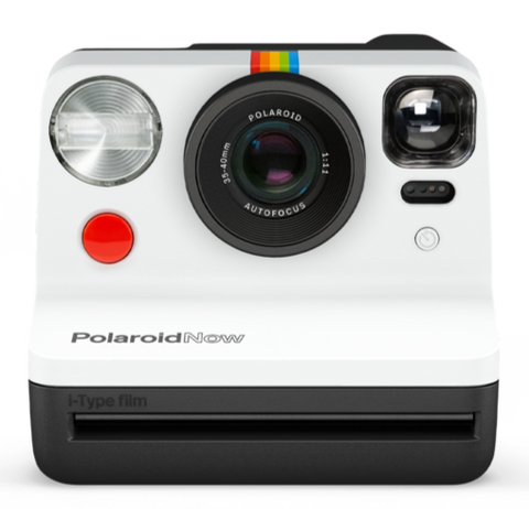 Polaroid Now i‑Type Instant Camera - Black & White