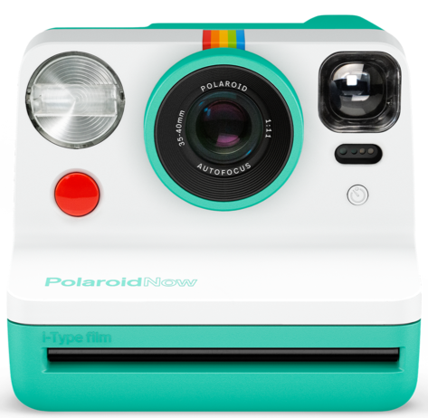 Polaroid Now i‑Type Instant Camera - Mint
