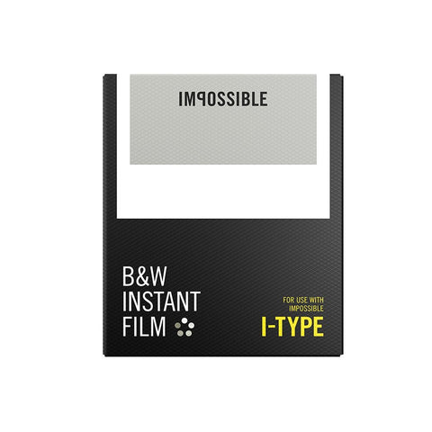 B&W FILM FOR I-TYPE Expired 05/17