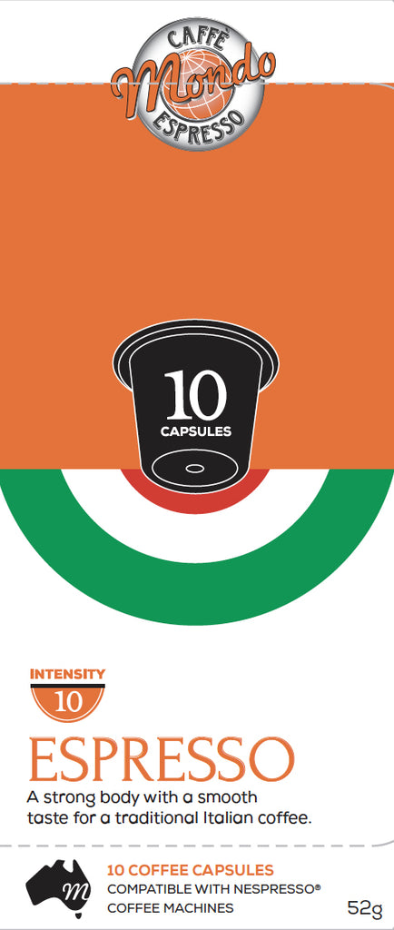 ESPRESSO - Box of 10
