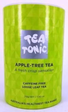 Apple-Tree Tea Loose Leaf Tube 210g
