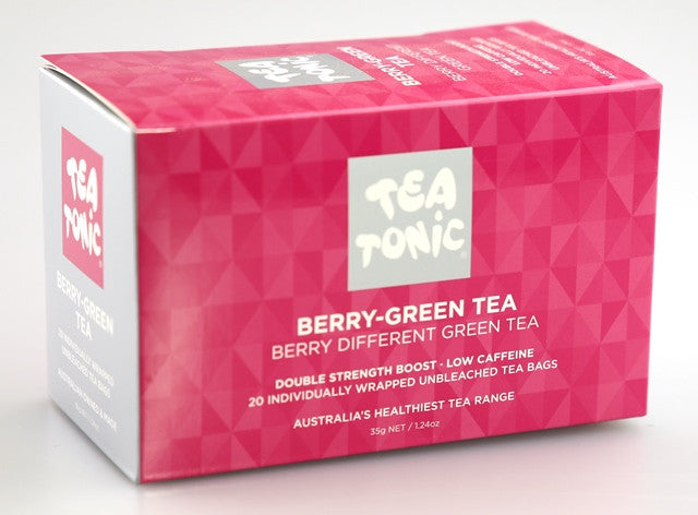 Berry-Green Tea - 20 Tea Bags