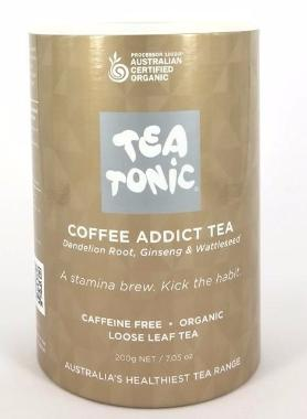 Coffee Addict Tea - Tube Loose Leaf 200g