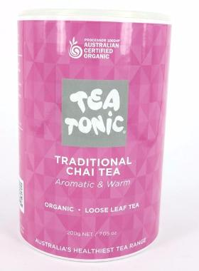 Chai Tea - Tube Loose Leaf 200g