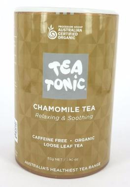 Chamomile - Tube of Loose Leaf 55g