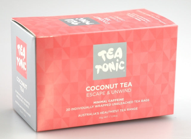 Coconut Tea - 20 Tea Bags