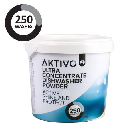 Ultra Concentrate Dishwasher Powder 4kg