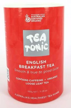 English Breakfast Tea - Tube Loose Leaf 150g