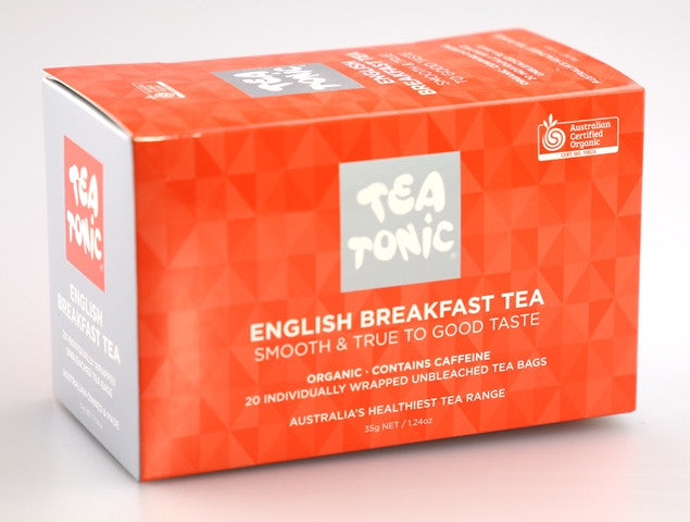 English Breakfast Tea - 20 Tea Bags