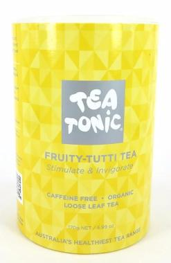 Frutti-Tutti Tea - Tube Loose Leaf 170g