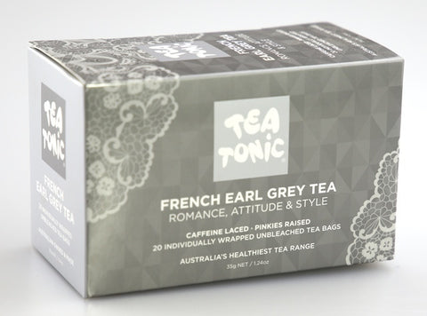 French Earl Grey - 20 Tea Bags