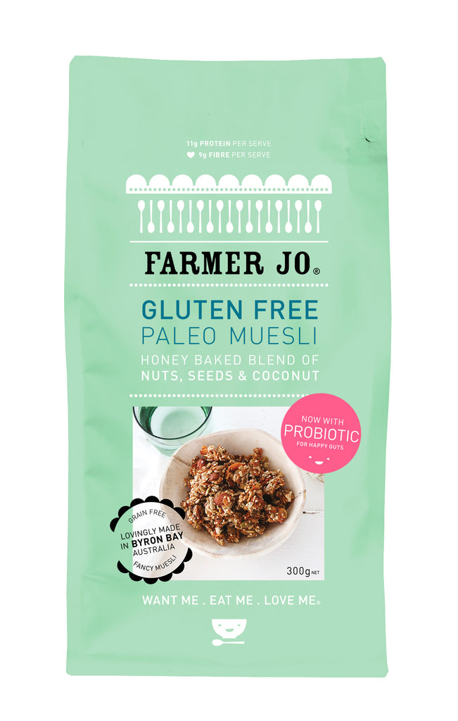 Gluten Free Paleo Muesli (Set of 5 * 400 g)