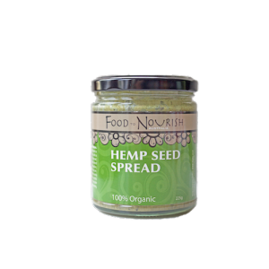 Hemp Seed Spread 225g