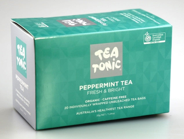 Peppermint Tea - 20 Tea Bags