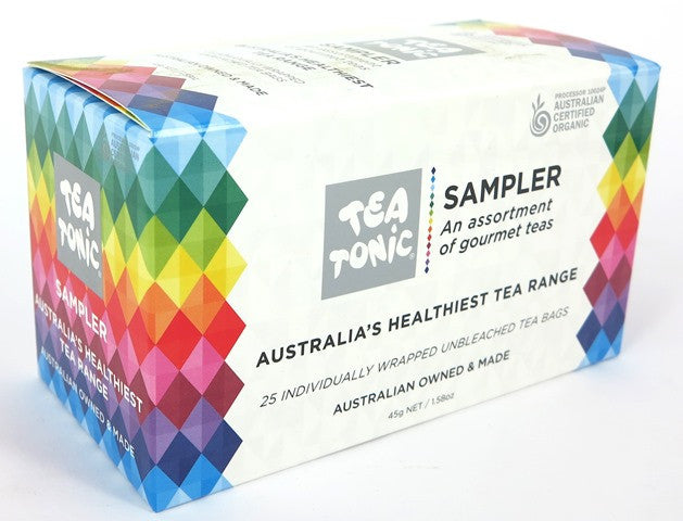 Sampler Pack - One of Each Flavour - Total 25 Flavours