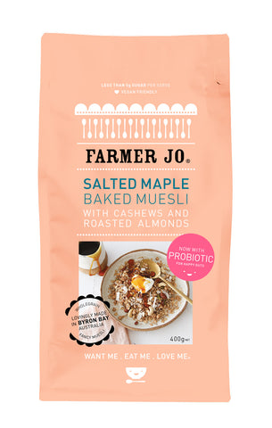 Salted Maple Baked Muesli (Set of 5 * 400 g)