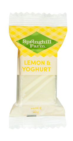 Lemon and Yoghurt 28g x 27