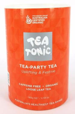 Tea-PArty Tea - Tube Loose Leaf 180g