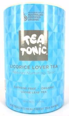 Licorice Lover Tea - Tube Loose Leaf 160g