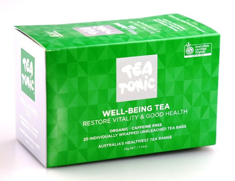 Well-Being Tea - 20 Tea Bags