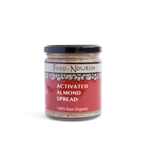 Activated Almond Spread 225g