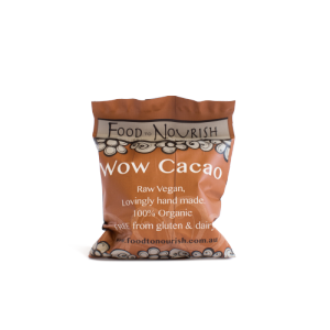 Wow Cacao Sprouted Snack 45g (Box of 12)