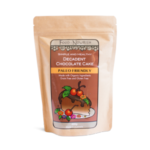 Decadent Chocolate Cake Mix 400g