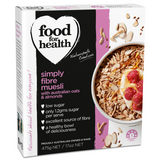 Simply Fibre Muesli with Australian Oats & Almonds