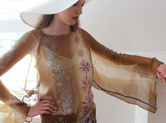Indian Summer Kaftan
