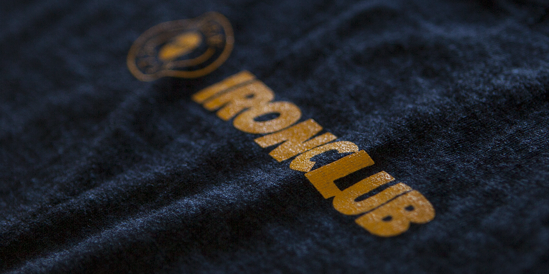 "NEW ""Competition"" Tee - Pacific Gold"