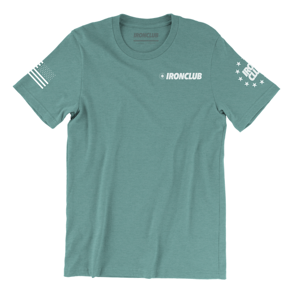 "NEW LIMITED EDITION ""Competition"" Tee - Verdigris"