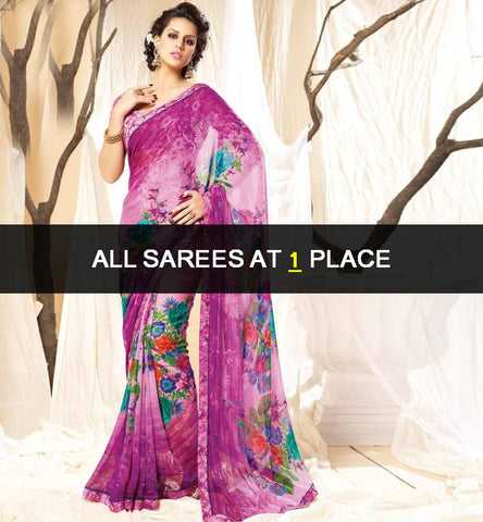 Indian Sari Design Latest Beautiful Sari Blouses Designer Sarees Designs Online
