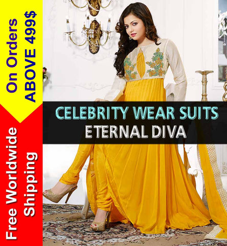 Bollywood Inspired Dresses Collection | Celebrity Salwar Suits | Latest Fashion Style Trends