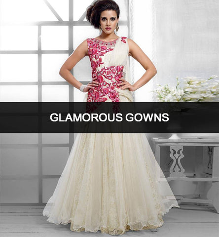 Glamorous Evening Wear Designer Gowns