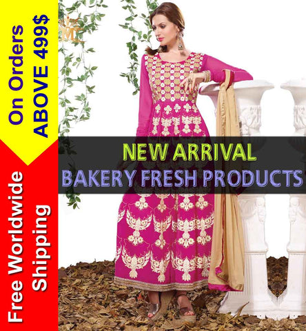 New Arrivals Collection of Latest Outfits For Indian Dresses, Saris, Lehenga, Kurtis And Gowns
