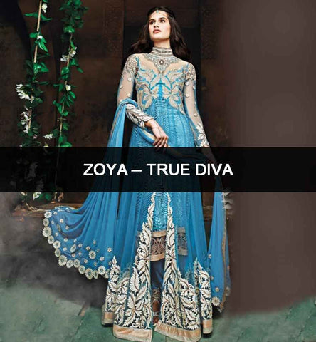 Zoya Dresses & Suits Salwar Kameez Collection