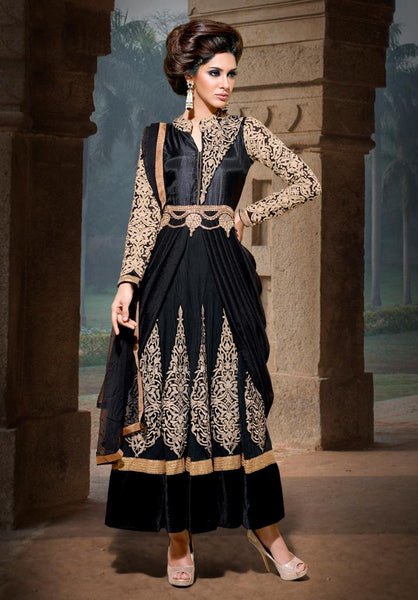 Occasion wear Anarkali Dress