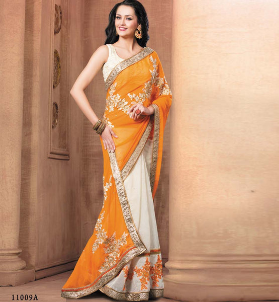 STUNNING PARTY WEAR SAREE VDRIW11009A Rate. Rs. 3530.00
