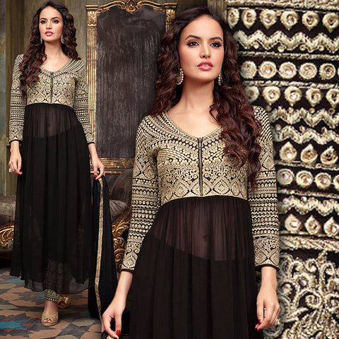 MAISHA BLACK 2208 DRESS