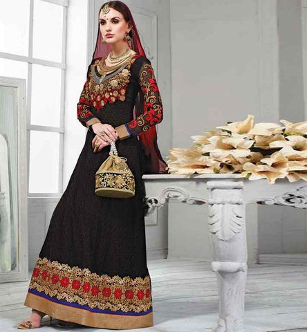 new anarkali dress online shopping in india