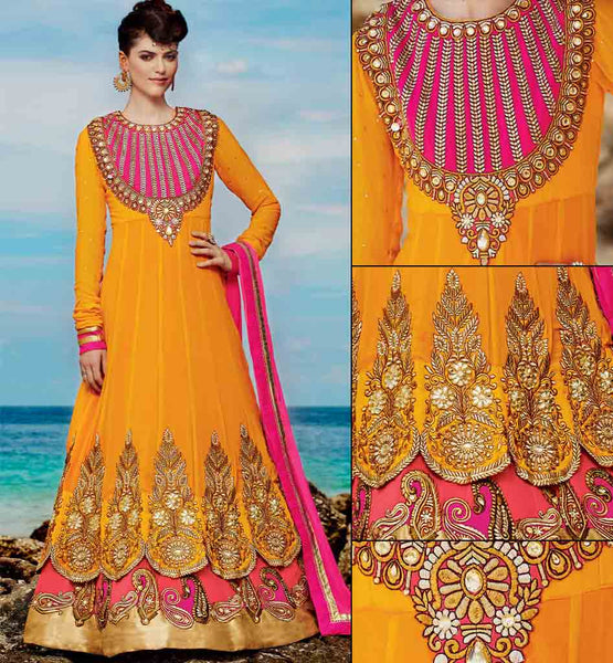 Superb wedding wear anarkali