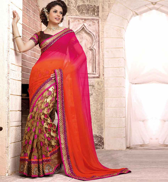 Occasion wear Sarees Online Shopping Stylishbazaar