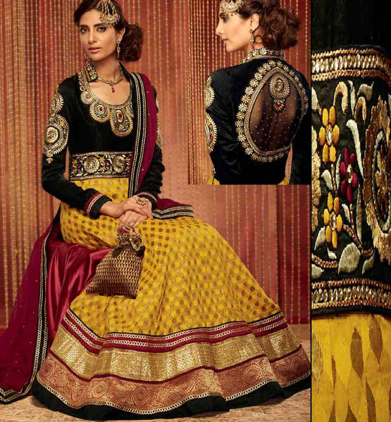 FLOOR LENGHT ANARKALI