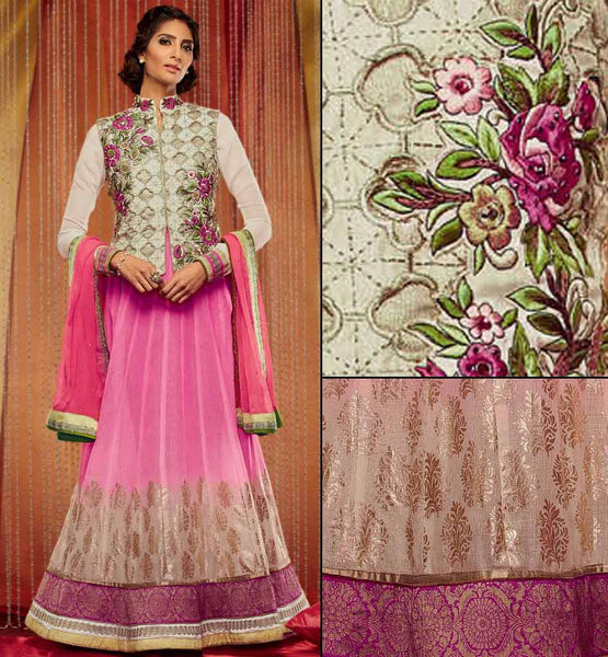 Preety FLOOR LENGHT ANARKALI dress