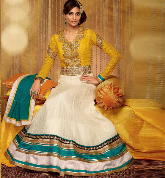 Excellent Floor length Anarkali dress